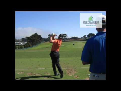 John Senden Golf Swings