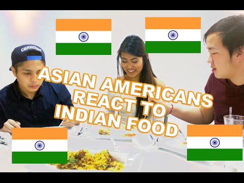 Asian Americans Funny React to Indian Food at Tabla Indian in Orlando