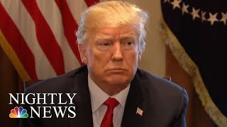Donald Trump Proposes New Tariffs On Aluminum And Steel Imports | NBC Nightly News