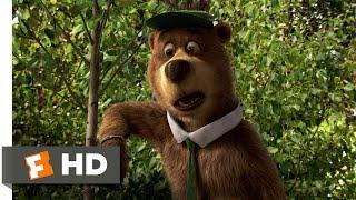 Yogi Bear (5/10) Movie CLIP - I'm Losing Control (2010) HD