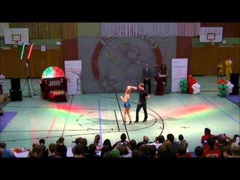 Nadine Stünkel & Stefan Parzentny - Landesmeisterschaft NRW 2013