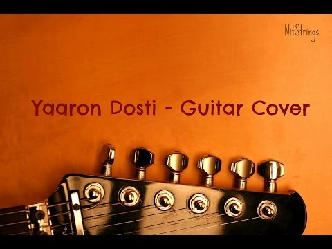 Yaaron Dosti - Pal - KK - Guitar Cover