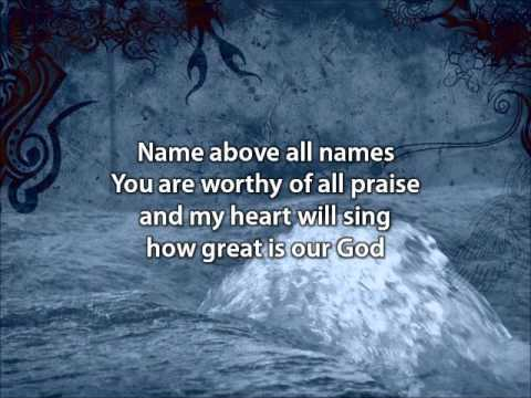 How Great Is Our God - Chris Tomlin (with Lyrics) video