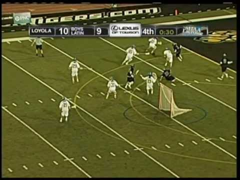 2013 MIAA Championship - Boys' Latin vs. Loyola Blakefield FULL GAME