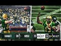Lagu Down 38-35 With 17 Seconds Left, The Backup QB HAS To Make This Throw! | NCAA 14 Dynasty Ep 4