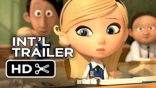 Mr. Peabody & Sherman Official 'Doctor Who' Trailer (2014) HD