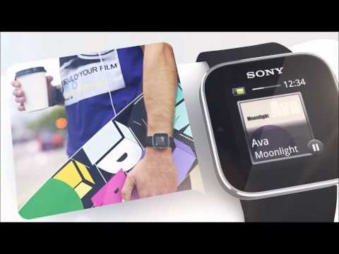 Sony SmartWatch MN2