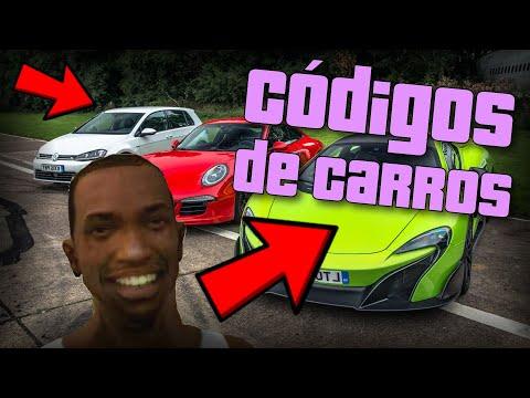 Códigos de aparecer carros no GTA San Andreas