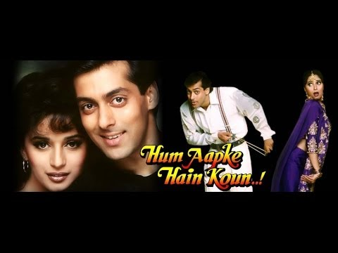 Hum Aapke Hain Koun - Superhit Blockbuster Movie - Salman Khan...
