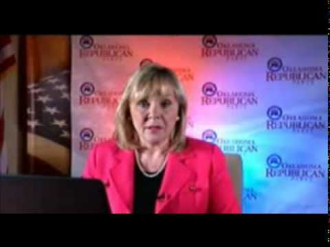 Oklahoma Governor Mary Fallin Does Not Support Marijuana