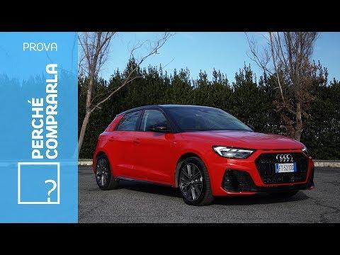 Audi A1 2019  Perché comprarla e perché no