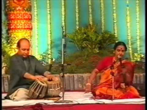 Dr Rajam & Pt Banerjee (raag Jaijaivanti - Violin Tabla) Shri Mataji Birthday 1998 Sahaja Yoga Music video