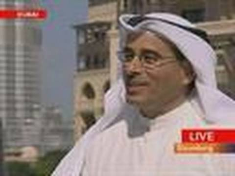 Emaar's Alabbar Says World's Tallest Tower `90% Sold': Video