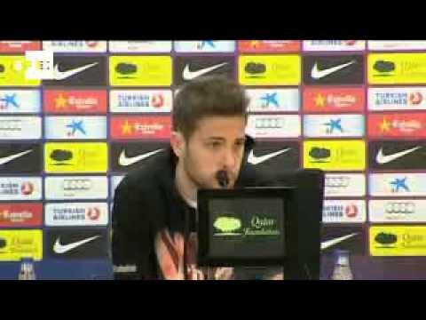 Jordi Alba addresses recent controversies, Messi signs new contract
