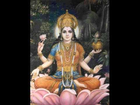 Lakshmi Ashtothram - Ms Subbu Lakshmi video