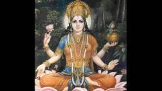 Lakshmi Ashtothram - MS Subbu Lakshmi