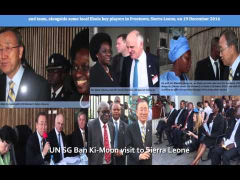 Some Key highlights from UN Women -West and Central Africa in 2014