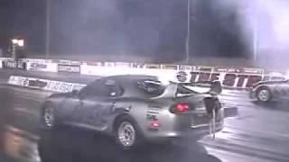 1000 HP Toyota Supra Quarter Mile!