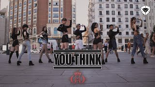 [KPOP IN PUBLIC - MADRID EDITION] | Girls' Generation (소녀시대)  - You Think by GeoPrism