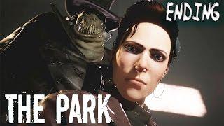 The Park Gameplay - THE MONSTER INSIDE ME! - Part 2 (ENDING)