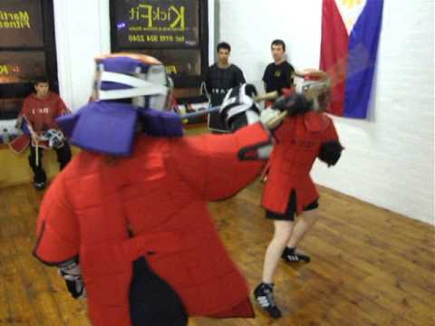 FMA Female Fighters Fullcontact Stick Sparring Eskrima Kali Arnis Kickfit Martial Arts,Nott'm,UK Image 1