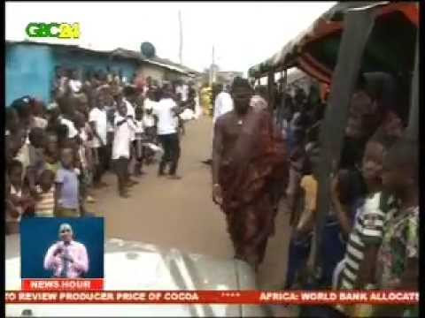 C/R: Health directorate denies Ebola disease but residents live in fear