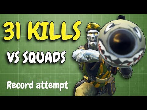 31 KILLS | GOING FOR WORLD RECORD
