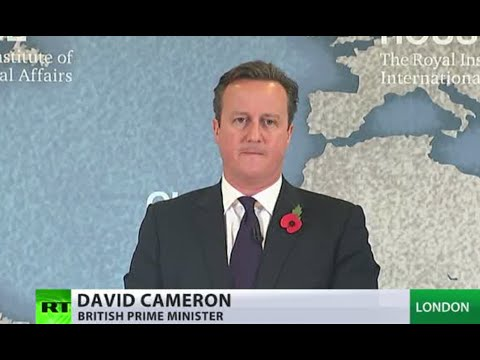 Cameron: Brexit could pose national security risks