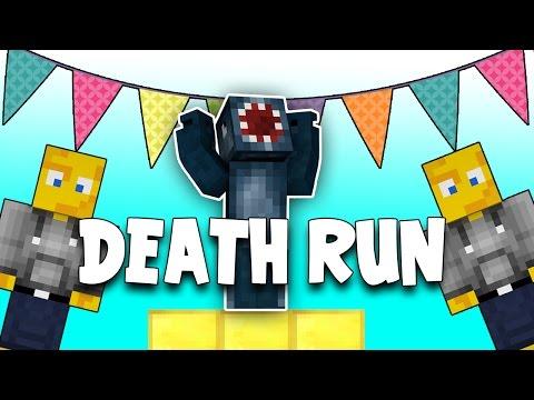 Minecraft - Squiddy Sundays - Death Run W/AshDubh
