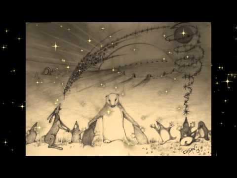 The Moon, The Moles and The Moon Hare - Children's Picture Book