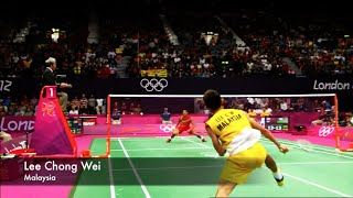 Lin Dan vs. Lee Chong Wei | London Olympic 2012 Highlights | Badminton Men