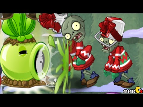 Plants Vs Zombies 2: SNEAK PEEK Of Extrem Feastivus Chritmas Nightmare Pinata Party 3