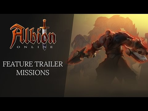 Albion Online | Highlight Video: Missions & Factions