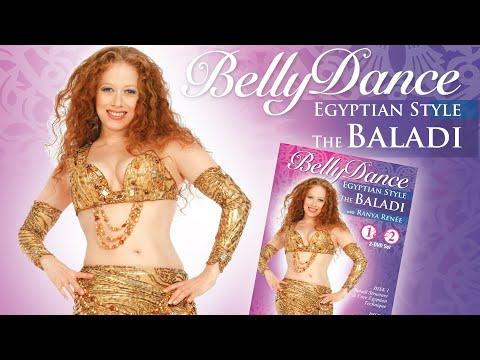 Belly Dance Egyptian Style: The Baladi, By Ranya Renée : Buy The Set At Worlddancenewyork! video