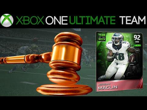 Madden 15 Ultimate Team: BIC MAC ATTACK! | Auction Block Series pt.5