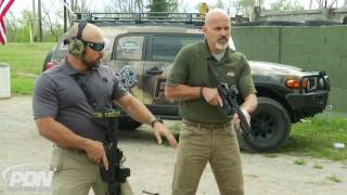 Shouldering an AR Pistol with a SIG Brace