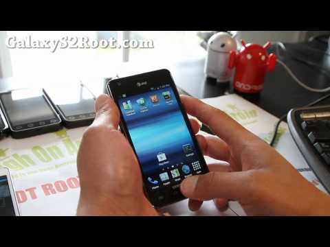 How To Root AT&T Galaxy S2! [SGH-I777][Gingerbread] | How To Make & Do