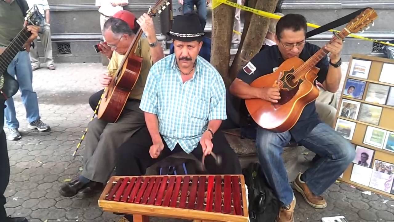 Downtown San Jose Costa Rica Street Music Youtube