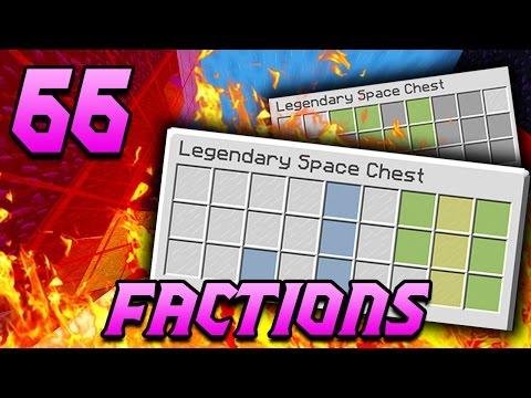 INSANE LEGENDARY DP OPENING! Minecraft COSMIC Faction Episode 65