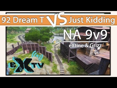eXtv Live: UGC Plat Highlander - '92 Dream Team vs Just Kidding (Week 3: Borneo)