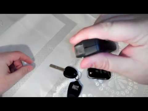 Выкидной ключ для KIA/Hyundai с Aliexpress - Часть 2