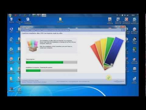[FULL] How to install the best Mac OSX theme on Windows 7 || HD