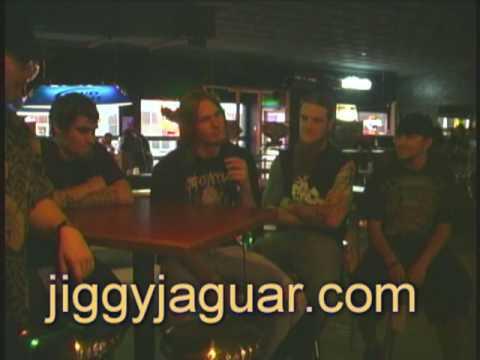 Moments till fall w/ Jiggy Jaguar Salina Kansas Blue Goat