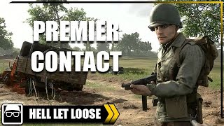 PREMIER CONTACT (Beta)   Hell let loose Gameplay FR