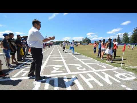 Летние сельские спортивные игры в Бурятии-2018. Промо