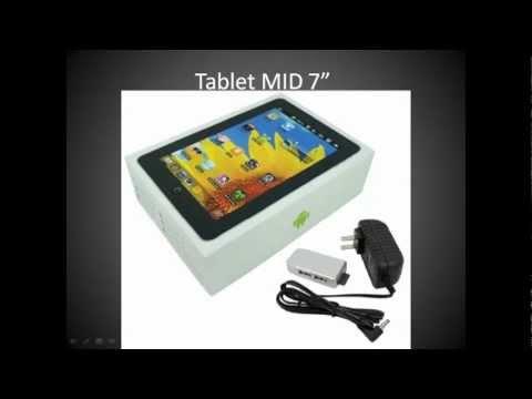 Instalando ROM do uberoid no tablet 7'' WM8650 made in China