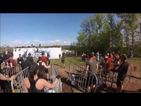 Tough Mudder Toronto May 11 2013 GoPro