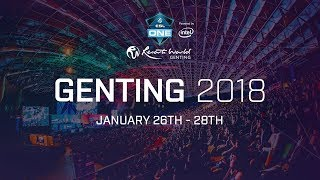 NewB vs Liquid ESL One Genting 2018 Grand Final Game 5 bo5