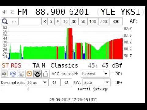 YLE Radio, Finland.