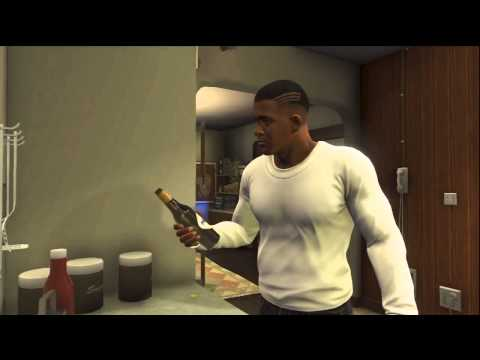 GTA V (GTA 5): Weed & Melee Combat (Xbox 360)